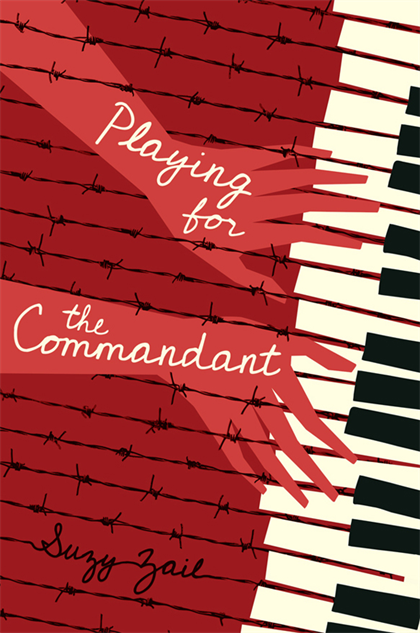 Playing por the commandant por Suzy Zail