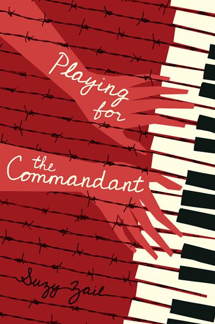 Playing por the commandant por Suzy Zail