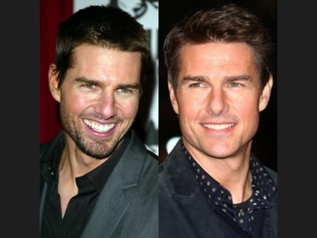 tom cruise con barba