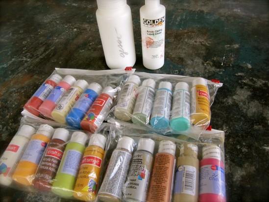 paquetes pequeños de shampoo
