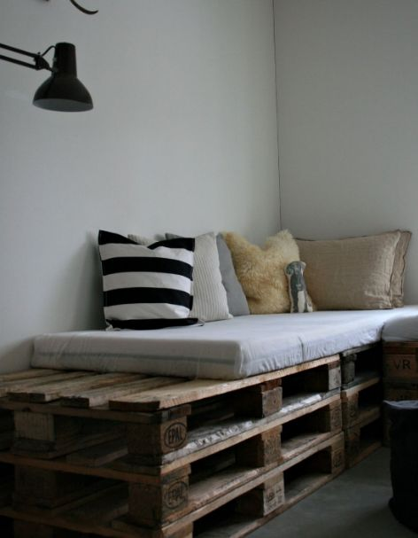 reposet hecho con pallets diy