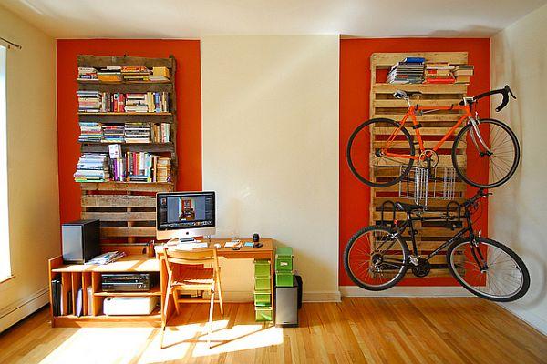 rack para habitaciones de adolescentes diy