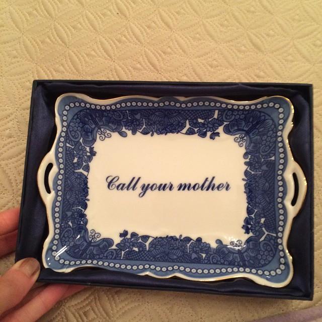 mensaje madre preocupada