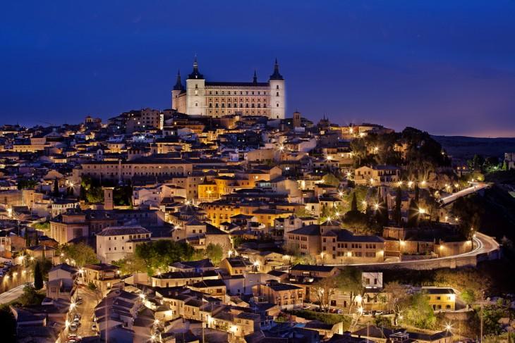 """Toledo """"La ciudad imperial"""" en España"""