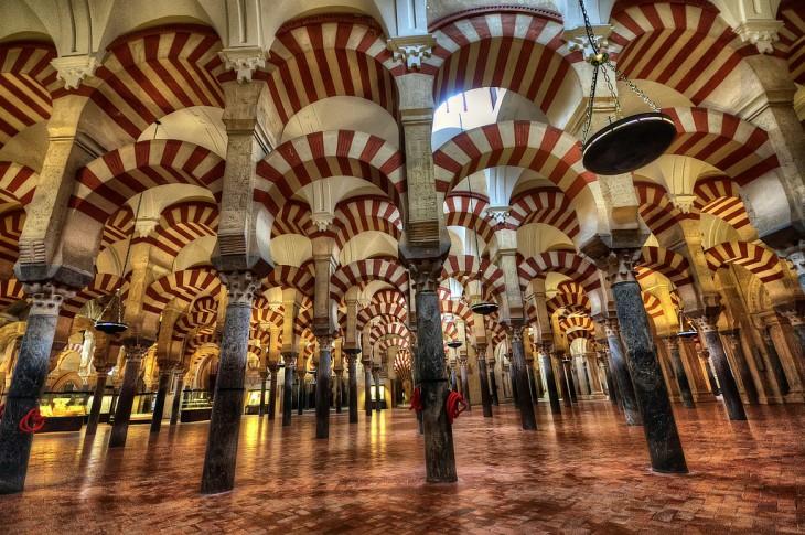 Mezquita de Córdoba en España