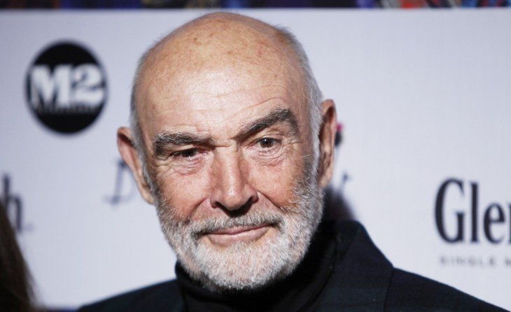 sean connery 2015