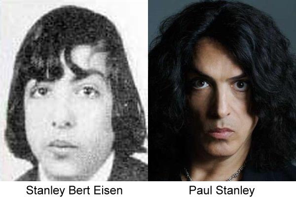 Paul Stanley antes y después