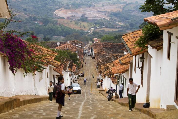 bACHIRA, COLOMBIA