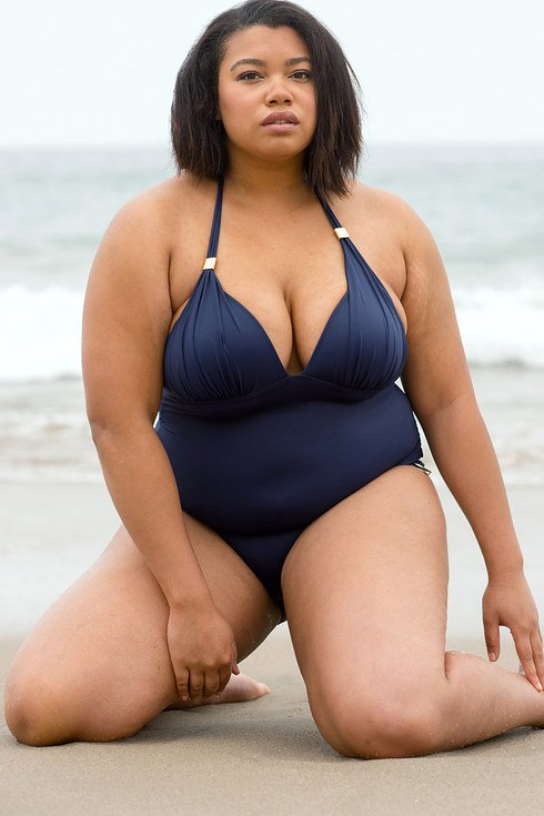 Mi esposa emocionada se quita el bikini fuera tanga esposa 2