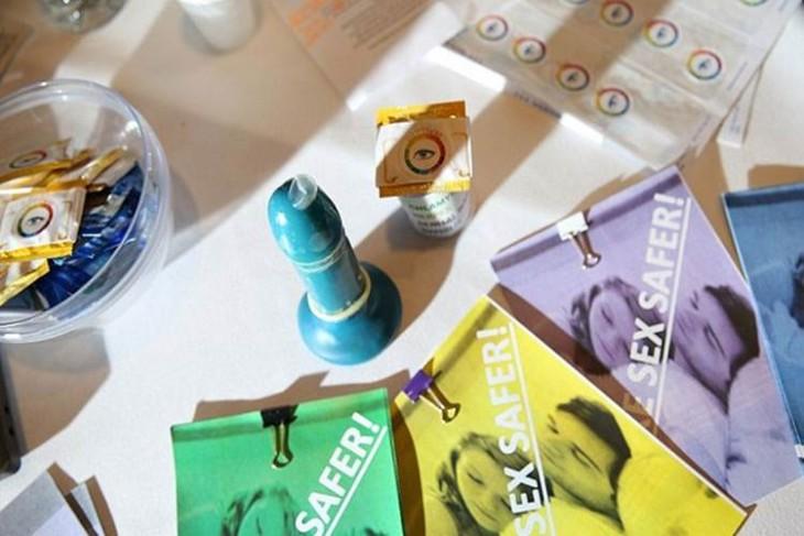 estereotipos de condones para detectar enfermedades de transmisión sexual
