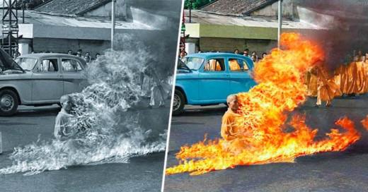 La vida que han cobrado estas históricas fotos antiguas al ser retocadas a color