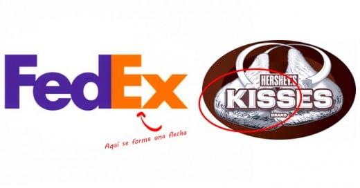 Angunos de los secretos que guardan nuestras marcas favoritas en sus logos