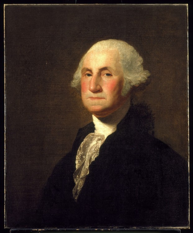 Retrato de George Washington