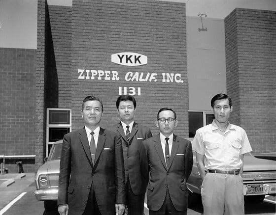 Empresa de fábrica de cierres YKK