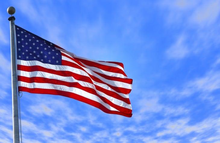 Datos increíblemente extraños e interesantes (Bandera de Estados Unidos)