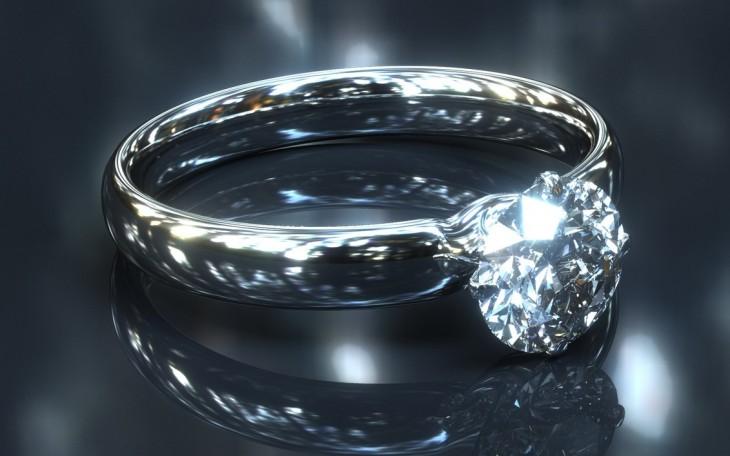 Datos increíblemente extraños e interesantes (Anillo de diamantes)