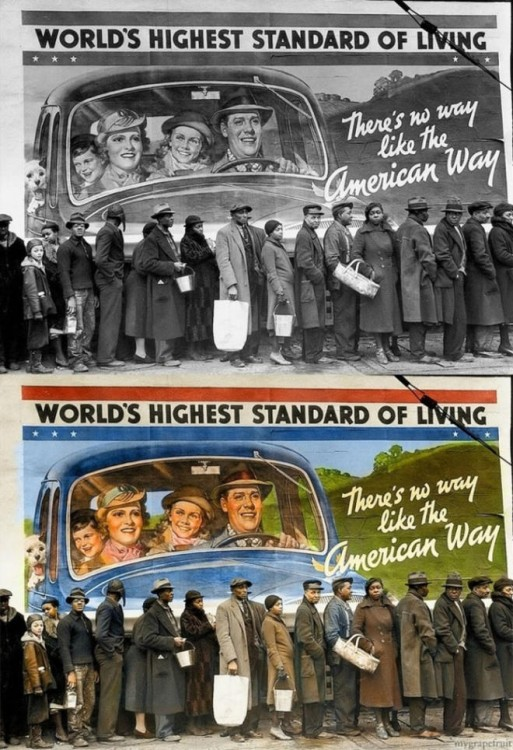 Fotografías históricas a color