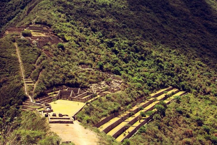 Choquequirao PERU