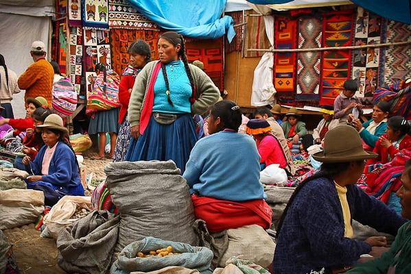 PUEBLO DE PISAC PERU