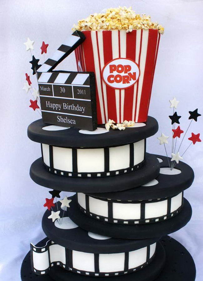 Cake Art Hollywood : 30 Disenos de pasteles que son muy creativos e increibles