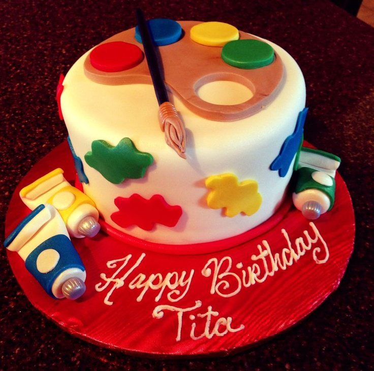 30 Disenos de pasteles que son muy creativos e increibles