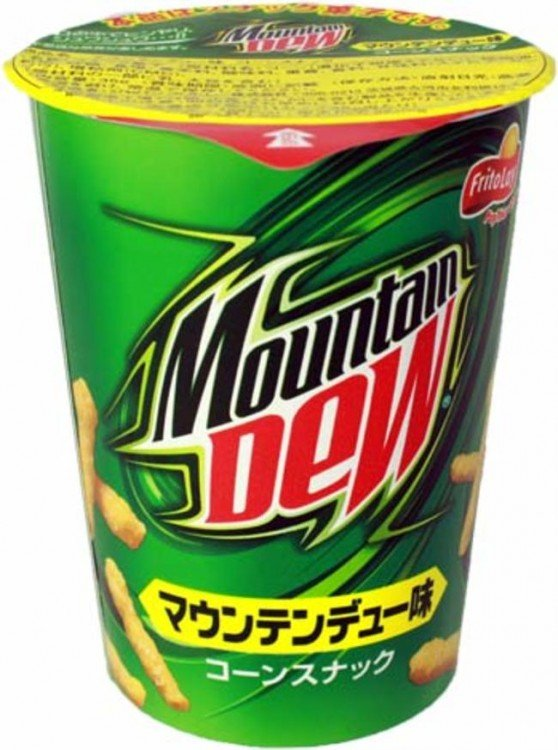 mountain dew papas