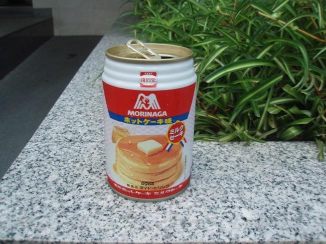 papas en lata sabor hotcakes