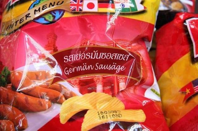 salchicha alemana