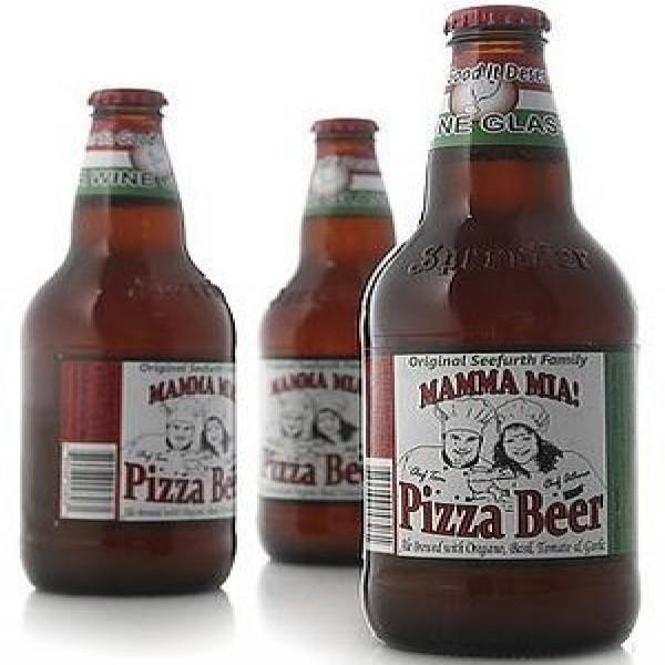 cerveza sabor pizza