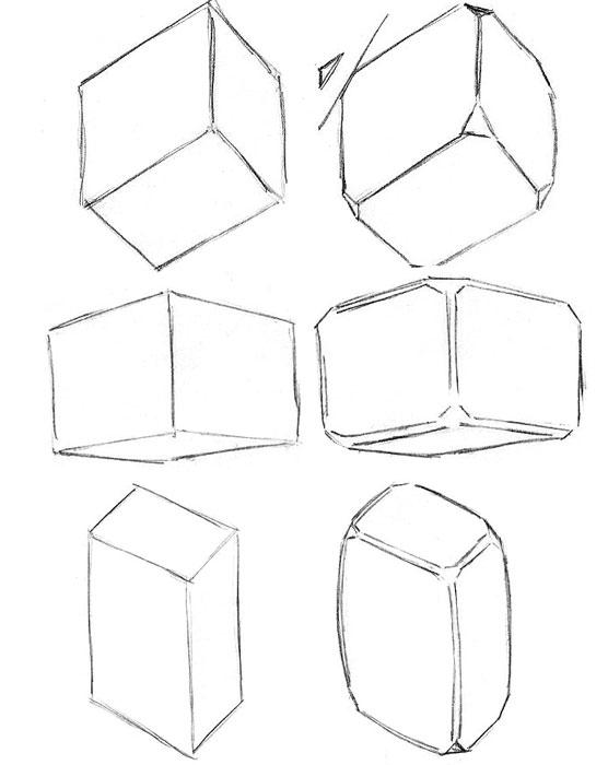 Significado de los garabatos que hacemos inconscientemente for Cuadros con formas geometricas
