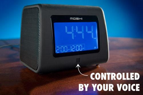 Moshi reloj despertador que habla