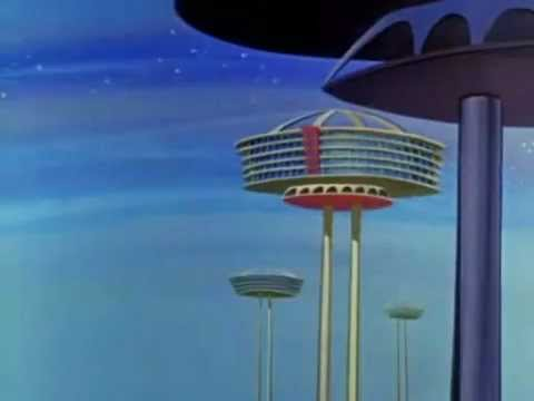 Ciudades flotantes en la época de los supersónicos