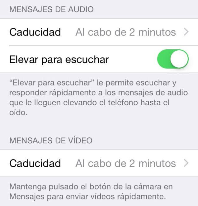 mensajes que se autodestruyen en tu iPhone