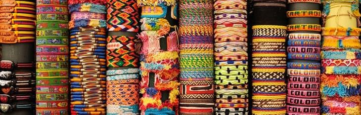 souvenirs típicos de colombia