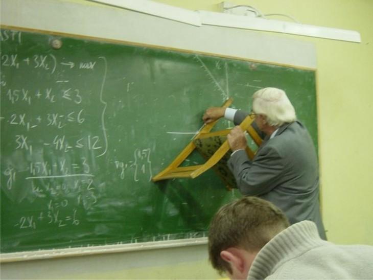 maestros divertidos qeu no tienen limites para dar su clase