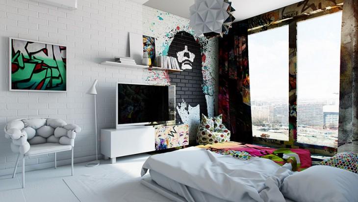 pavel veltrov habitacion contraste panoramica