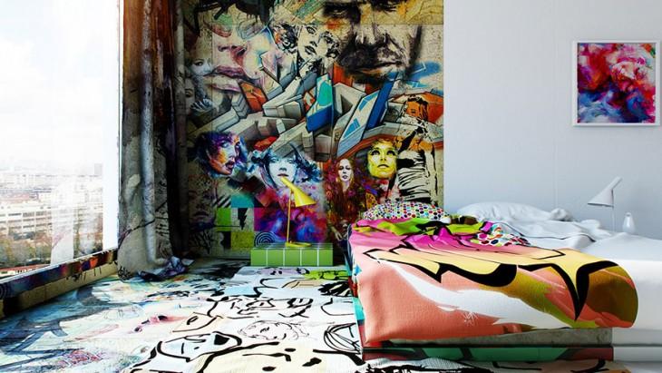 pavel veltrov habitacion contraste