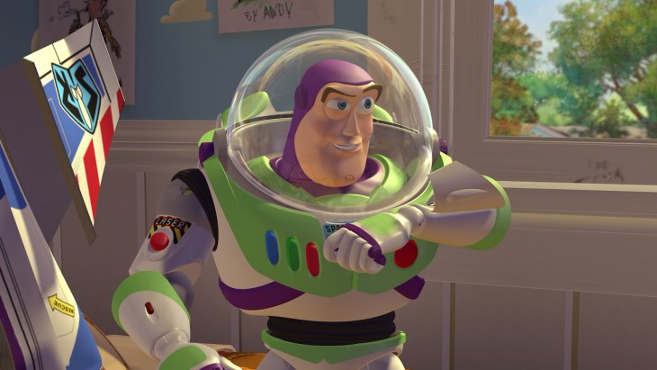 Error en Toy Story