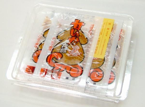 caramelo suave de calamar