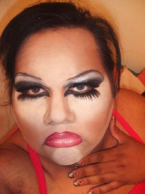 falis del maquillaje