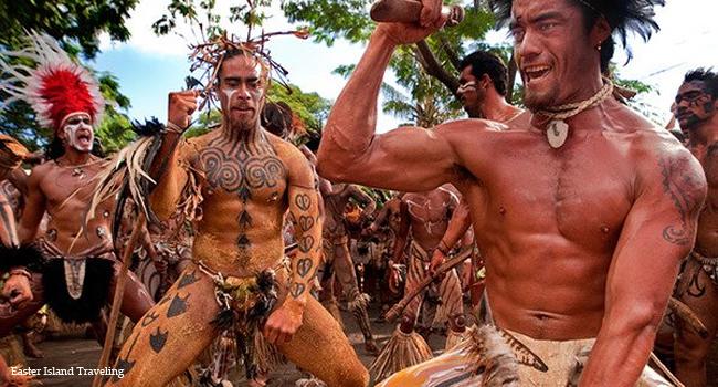 La Tapati Rapa Nui, gran fiesta en Isla de Pascua