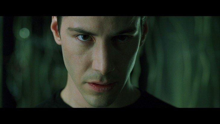 Keanu Reeves – The Matrix I-III