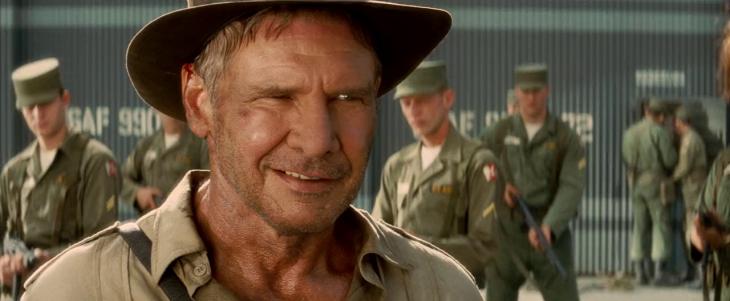 Harrison Ford – Indiana Jones y el reino de la calavera de cristal