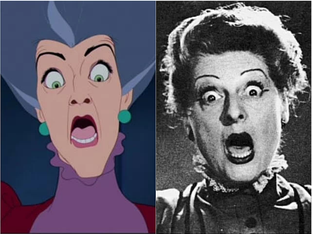 Lady Tremaine & Eleanor Audley