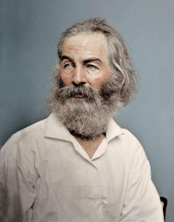 WALT WILMAN EN 1863