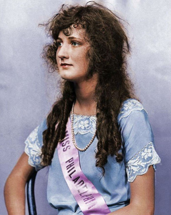 Ruth Malcomson, Miss Estados Unidos 1924