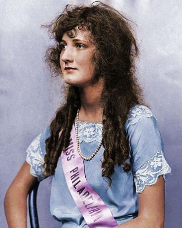 Ruth Malcomson, Miss Estados Unidos 1924