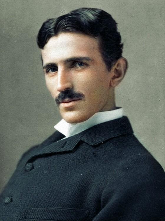 Nikola Telsa, inventor. 1863