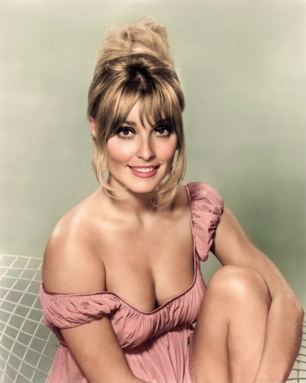 Sharon Tate, Actriz. 1969