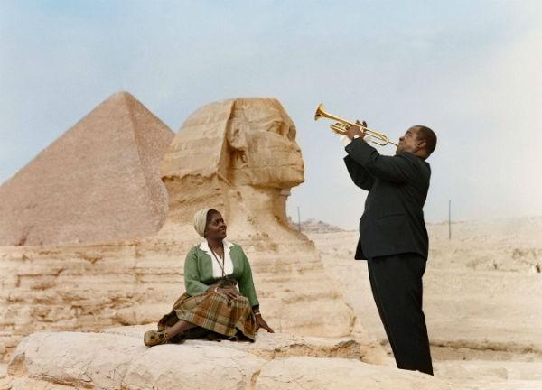 Louis Armstrong, Músico. 1961